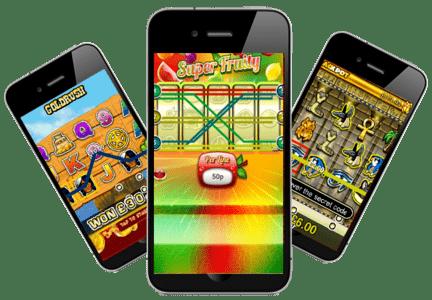 Spela casino i mobilen
